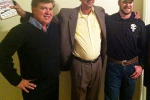 Scott Mcewen and others with american sniper book