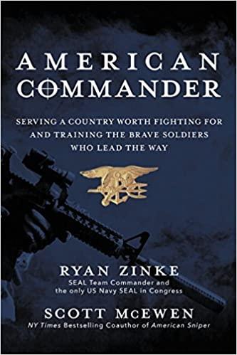 american commander book cover