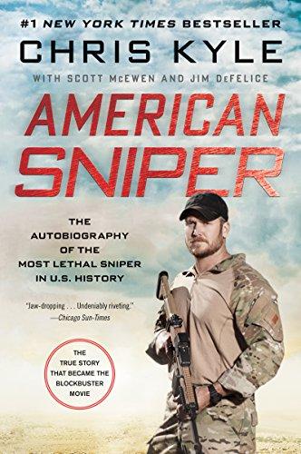 American Sniper Book Cover
