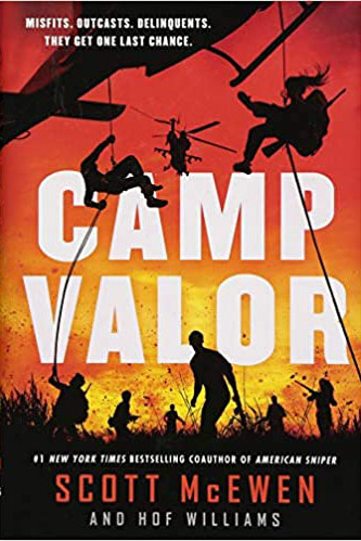 Camp Valor Book Cover