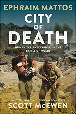 City of death book cover