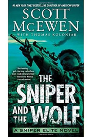 Sniper and the wolf Book Cover