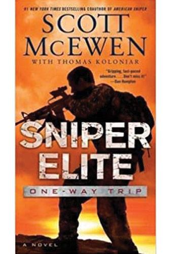 Sniper Elite Book Cover