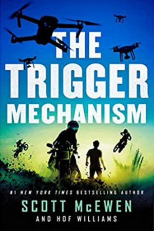 the trigger mechanism book cover